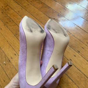 Shoes - Nine West lilac steal, super comfortable